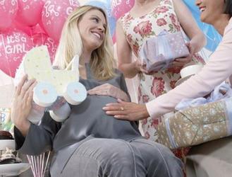 Baby Shower — праздник для будущей мамы