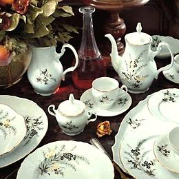 Фарфоровая посуда — классика бессмертна!