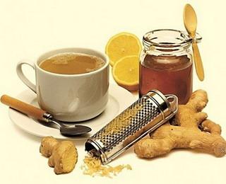 Имбирный чай для похудения рецепты