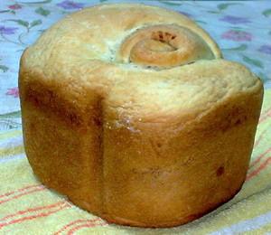 Французская коврижка-круассан в хлебопечке