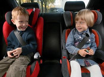 Детские автокресла - богатство выбора