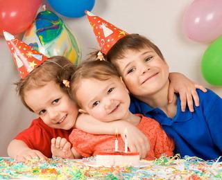 Детский праздник дома организуем самостоятельно