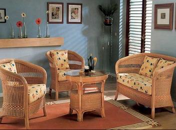 Плетеная  мебель, изящное волшебство