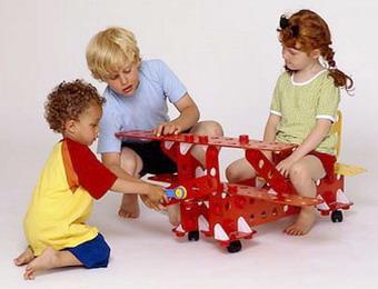 Развиваем мелкую моторику рук у ребёнка