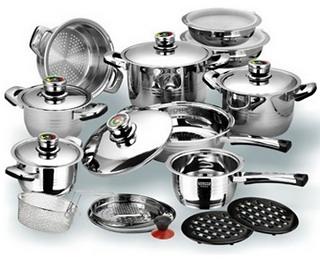 Посуда и бытовая техника от интернет-магазина Радуга в доме