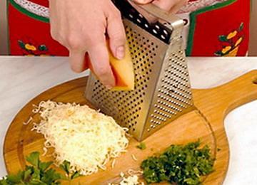 Хлеб домашний со свежей зеленью и сыром - снова в хлебопечке