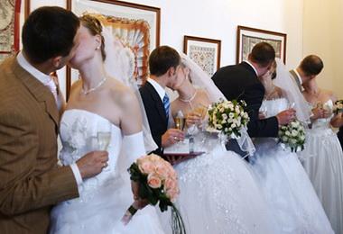 Замуж за иностранца, или брачная лихорадка 90-х годов