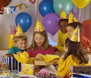 День Рождения - детский праздник!