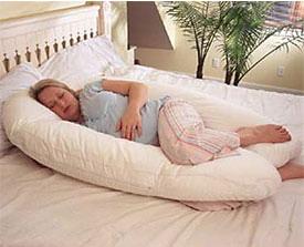 Подушка U-образная