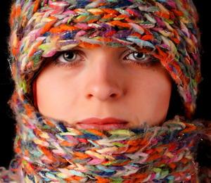 Модные шарфы и шарфики