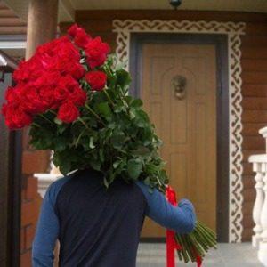 доставка цветов в срок