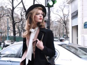 франция, мода