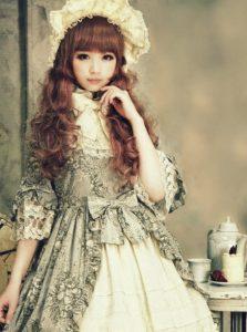 стиль lolita