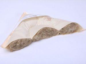 верблюжье одеяло в разрезе