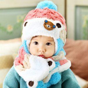 детские шапки и шарфы - что выбрать