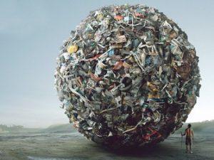 Бытовой мусор и его утилизация