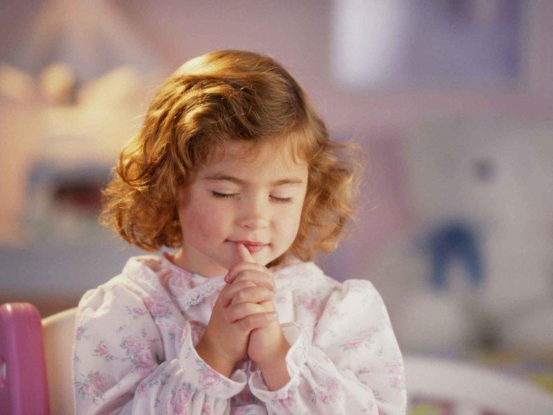 Как воспитать ребенка в вере