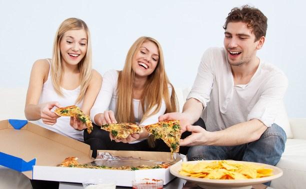 Доставка пиццы - история сервиса