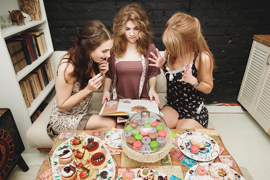 Чем угощать гостей пижамной вечеринки